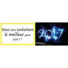 Une Bonne Année !!