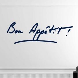 Stickers - Bon Appétit - STAK Alek