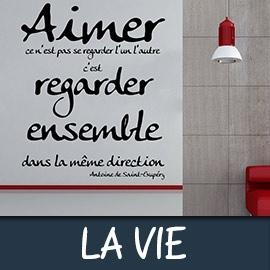 Stickers citation sur la vie 3 - Dessin 4x4 humoristique ...